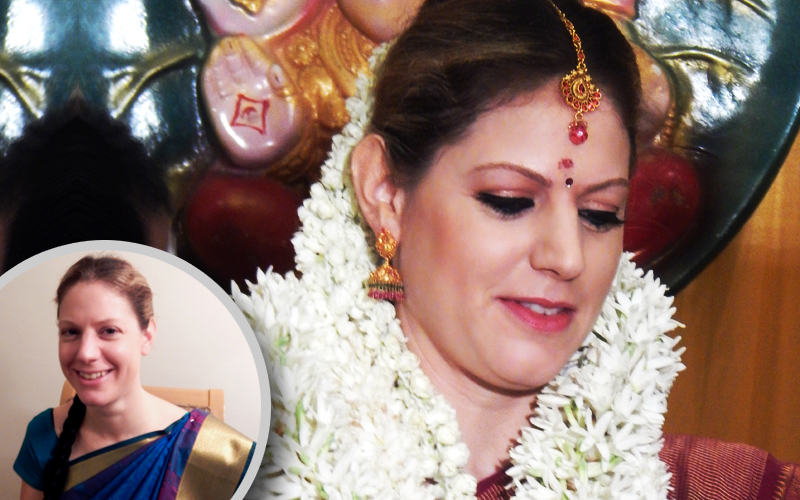 Best South Indian Bridal Makeup In Chennai